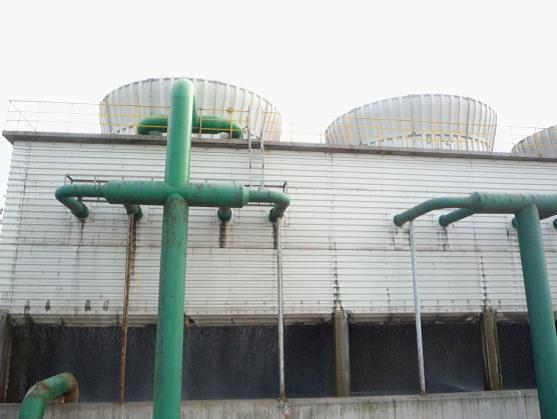 新浦化学冷却塔改造的成功成为标杆性项目